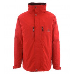 Imperméable Hiker rouge