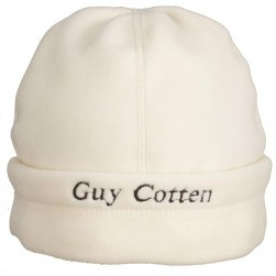 Bonnet polaire Guy Cotten écru