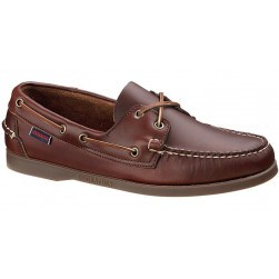 Chaussures docksides homme – cuir marron