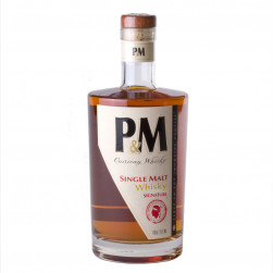 Whisly Single malt Signature P&M