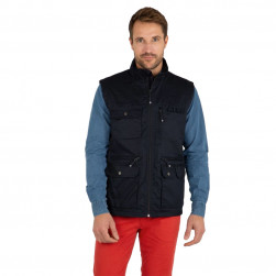 Gilet multipoches Half marine
