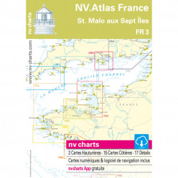 FR 3 NV. ATLAS FRANCE (ST MALO AUX SEPT ILES)