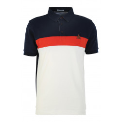 Polo homme maille jersey