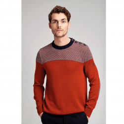 Pull marin Pascal - rouge