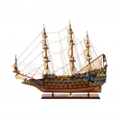 Maquette d'exposition Sovereign of the Seas