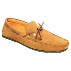 Mocassin homme Corsica Camel Dubarry